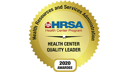 HRSA Quality Leader Award